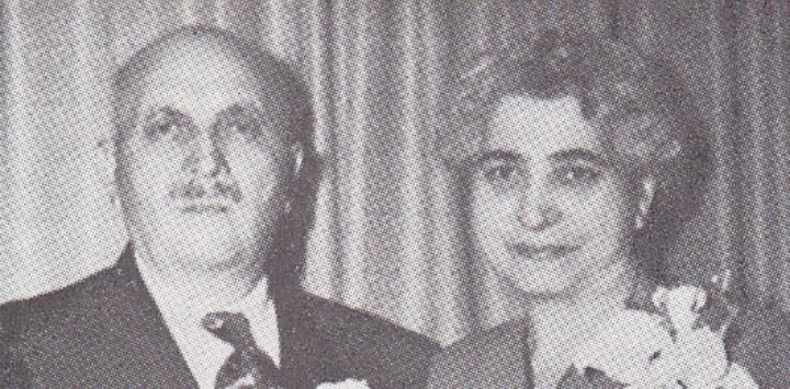 Νίκος Σαΐτης και Βενετσιάνα Ασλανίδη