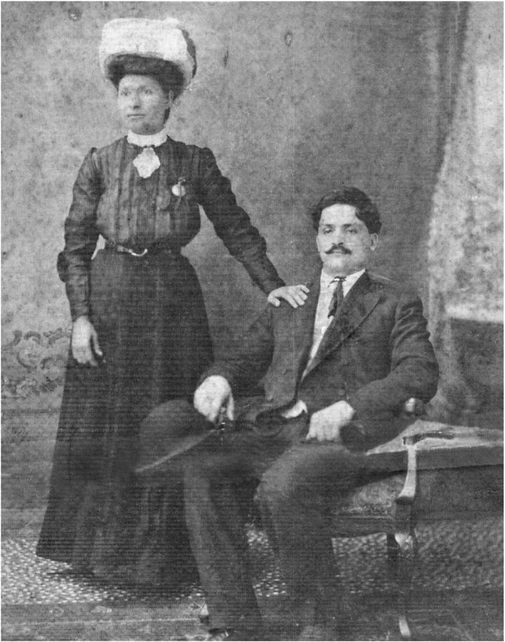 Κώστας Παζαρζής, Μαρία Διακομιχάλη