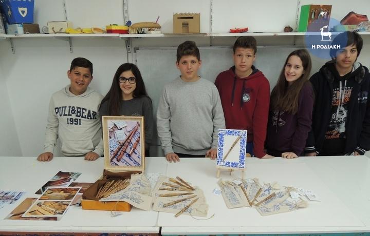 Οι μαθητές που θα εκπροσωπήσουν το project στο ΣΕΝ