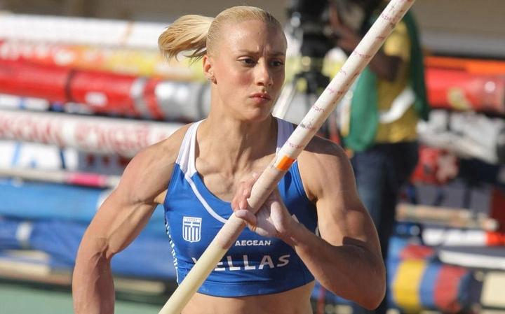 Η Νικόλ Κυριακοπούλου θέλει να είναι ξανά ανάμεσα στις κορυφαίες στο Ρίο