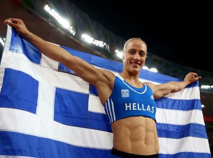 Η Νικόλ Κυριακοπούλου μπορεί και πάλι να βρεθεί ψηλά