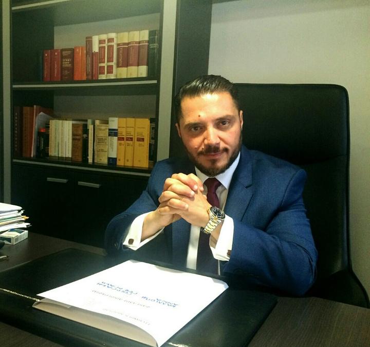 Ο δικηγόρος κ. Στέλιος Κιουρτζή