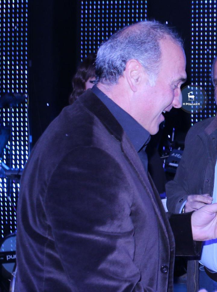 Ο Θανάσης Σύρμας είναι και επίσημα ο νέος γενικός αρχηγός του Φοίβου                 (ΦΩΤΟ ΒΙΚΤΩΡ)