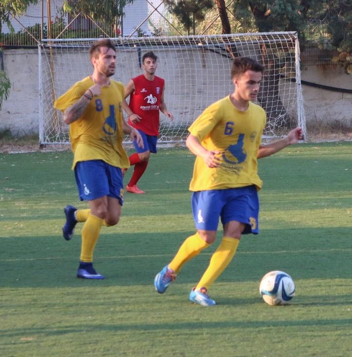 Ο Ταφάνι τραυματίσθηκε στο φιλικό με τον Διαγόρα Βατίου  κι ο νεαρός Αναγνώστου σκόραρε στο ίδιο ματς για τον Φοίβο
