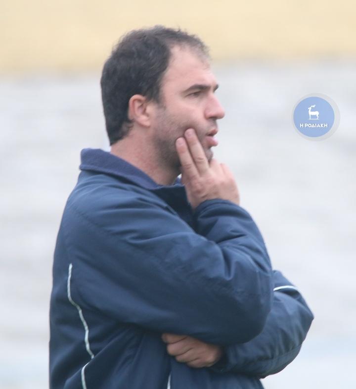 Διήμερο ρεπό έδωσε στους παίκτες του ο Σάββας Σταυρίδης ΦΩΤΟ ΒΙΚΤΩΡ