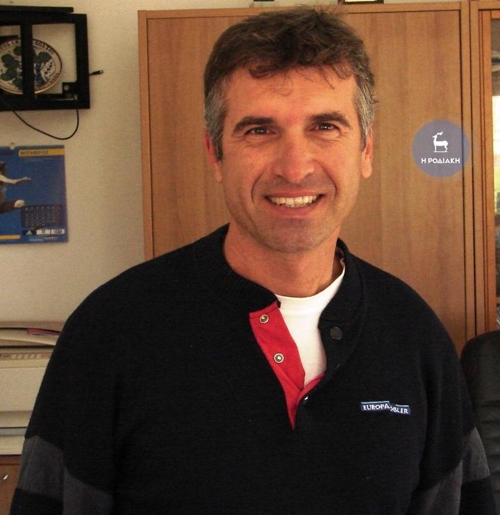Ο Γιώργος Μιχαλάκης έκλεισε μια δεκαετία ανεκτίμητης προσφοράς στο δωδεκανησιακό στίβο