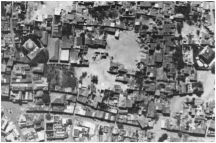 Πλατεία Αθηνας, μια τρύπα στον πολεοδομικό ιστό
