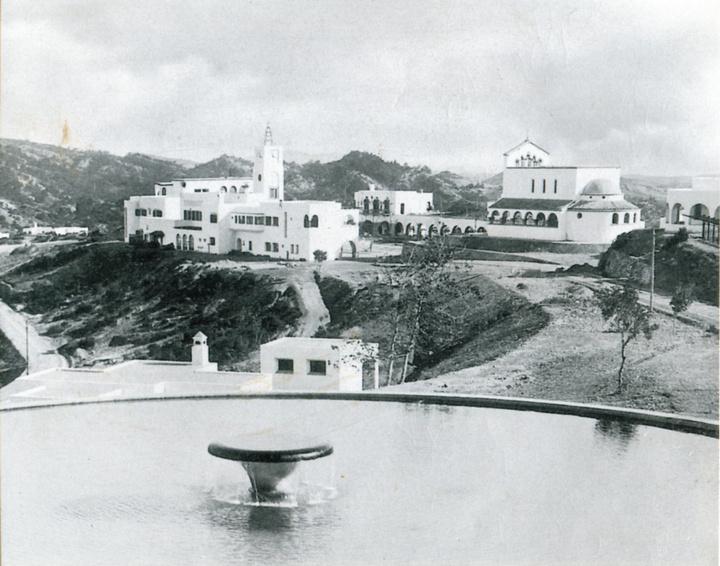 Το αγροτικό χωριό Καμποκιάρο (Ελεούσα)