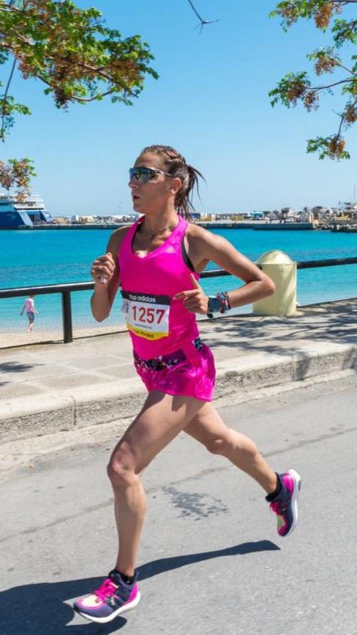 Η Ράνια Ρεμπούλη θα συμμετάσχει στον αγώνα της Θεσσαλονίκης