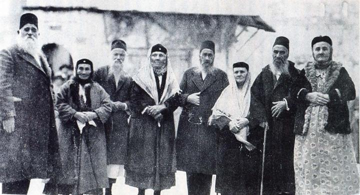 Εβραίοι της Ρόδου αρχές του 20ού αιώνα