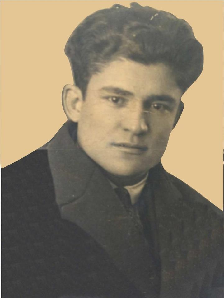 Νικήτας Γεωργίου Παχωπός (1907 - 1972)