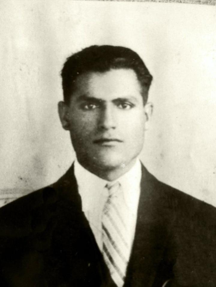 Γεώργιος Βασιλείου Χαλκιάς (1907 - 1978)