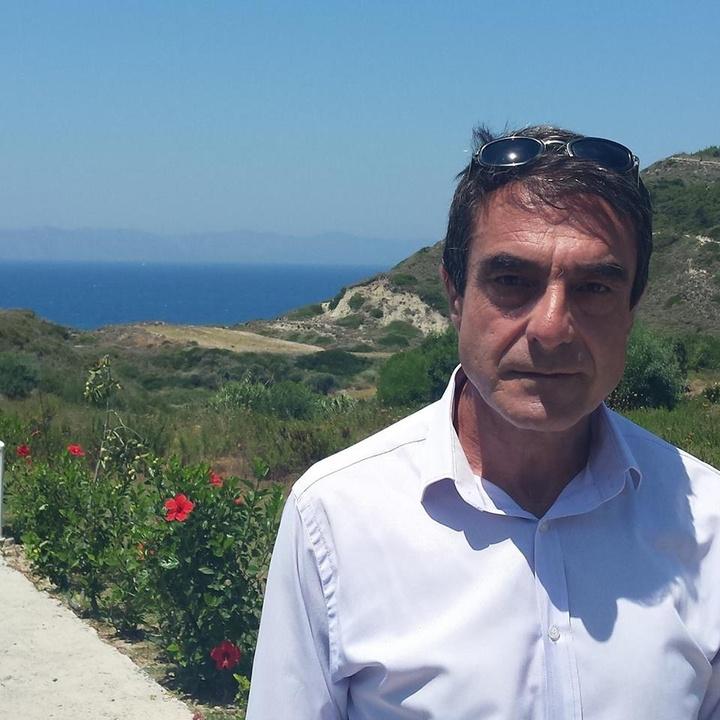 Ο κ. Κώστας Μουτσάκης που αναδείχθηκε επίσης στην θέση του αιρετού εκπροσώπου στο ΠΥΣΠΕ