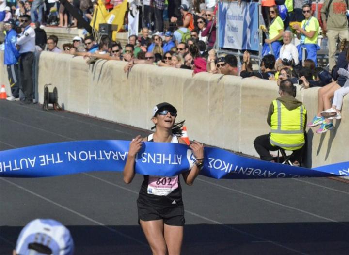 Η Ράνια Ρεμπούλη θα διεκδικήσει και φέτος τη νίκη στην Αθήνα