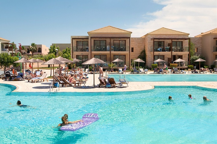 Το Aegean Park ένα από τα ξενοδοχεία που πήρε χρυσό βραβείο