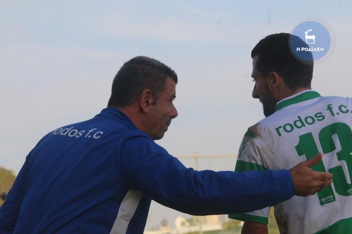 Ο Σάββας Ορφανίδης και οι παίκτες του θέλουν όσο γίνεται περισσότερους βαθμούς στα επόμενα παιχνίδια.