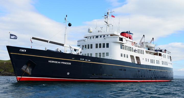 Το μικρό κρουαζιερόπλοιο πολυτελείας που είχε τη  δυνατότητα φιλοξενίας 50 ατόμων και το οποίο πουλήθηκε πριν τα Χριστούγεννα