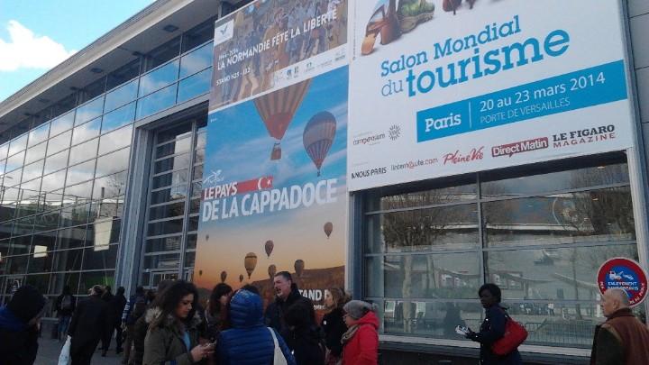 for Salon mondial tourisme