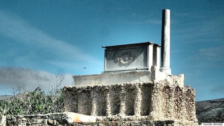Ο τάφος της Ποθητής