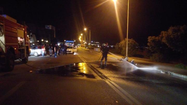 Νέα τραγωδία απόψε στη Ρόδο: Ένας νεκρός κι ένας σε κρίσιμη κατάσταση σε τροχαίο δυστύχημα