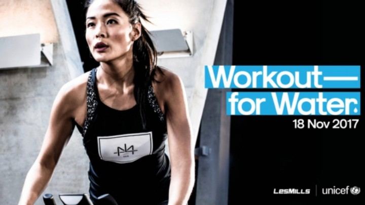 Workout for Water  από το My Oxygen