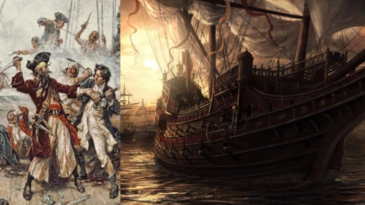 Οι πειρατές και το κάστρο της Βασίλισσας στον Αρχάγγελο της Ρόδου!