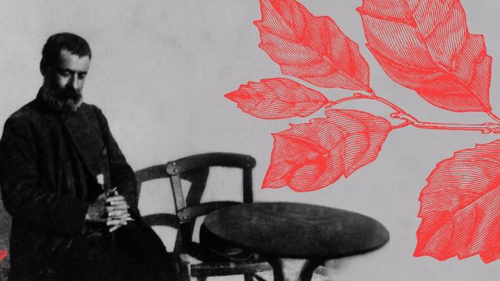 """Ο ερωτικός Παπαδιαμάντης"""" στο βιβλιοπωλείο το Δέντρο   Η ΡΟΔΙΑΚΗ"""
