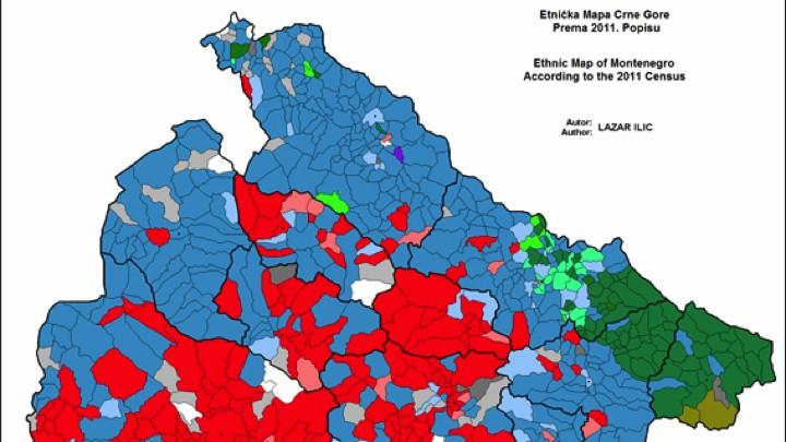 Demografska Mapa Bosne Popis 2013 Bosanskehistorije Com