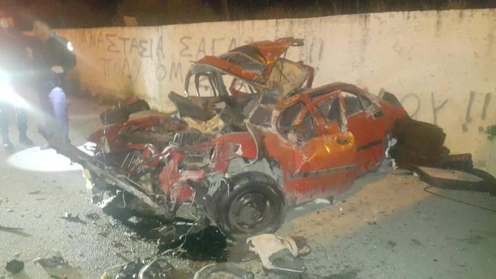 Νέα τραγωδία στη Ρόδο: Σκοτώθηκε σε τροχαίο 48χρονος οδηγός