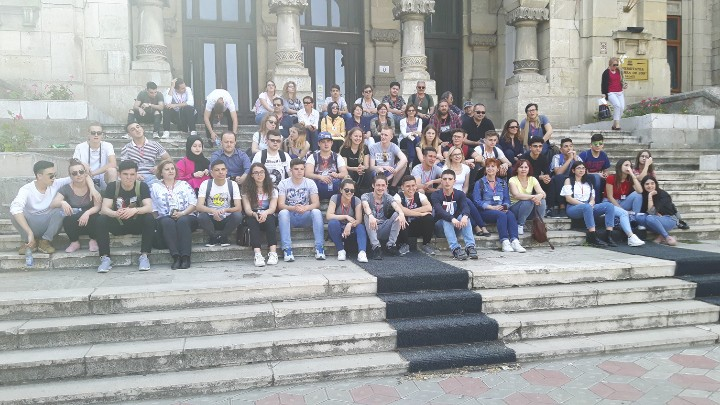 Συμμετοχή του Βενετοκλείου Λυκείου Ρόδου σε συνάντηση στη Ρουμανία