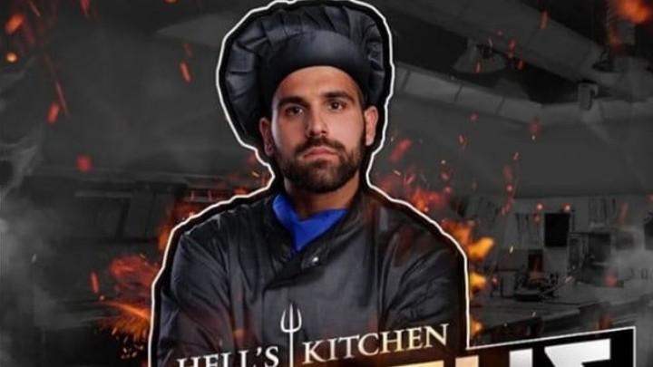 Νικητής ο Ροδίτης Ραφαήλ Τσακίρης στο «Hell's Kitchen»