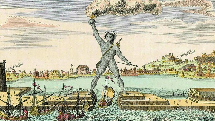 The Colossus of Rhodes: Enigmatic Wonder of the Ancient World