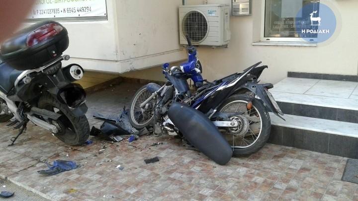 Θρήνος και πάλι για τη Ρόδο μας: 20χρονος σκοτώθηκε σε τροχαίο δυστύχημα πριν από λίγο