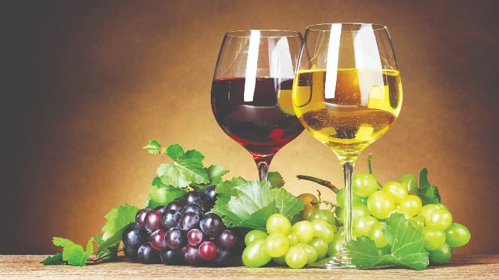 Let US have Rhodian Wines…