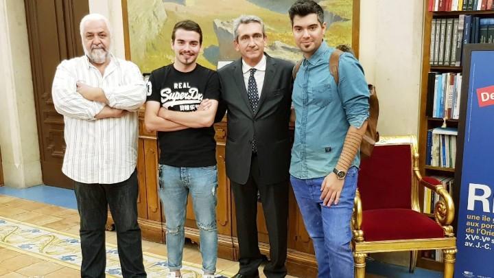 Αποτέλεσμα εικόνας για Διαγωνισμός από την Περιφέρεια Νοτίου Αιγαίου για την ανάδειξη του υποψηφίου European Young Chef 2018