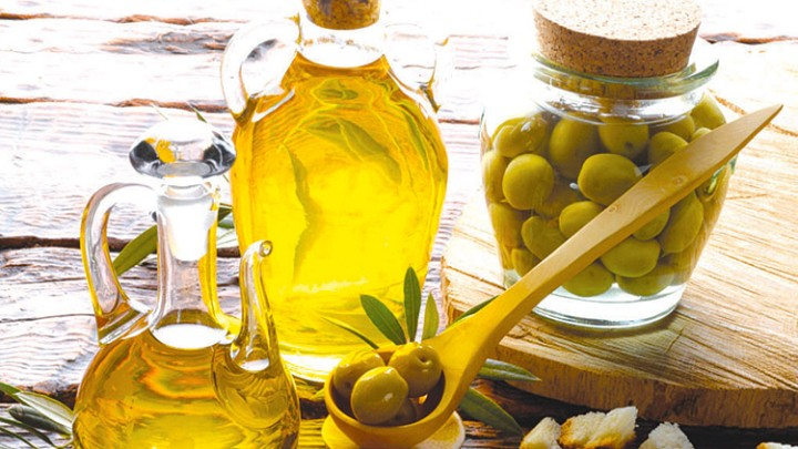Olive oil of Rhodes - The island's liquid gold!