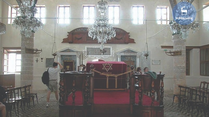 Unfolding the history about the Mosques and Synagogues in Rhodes…