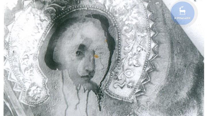 Ιστορικές φωτογραφίες από την γιορτή του Πανορμίτη στη Σύμη