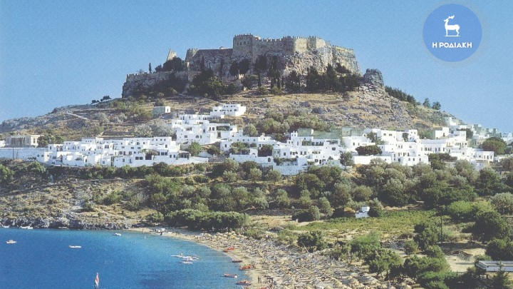 Lindos: A magnificent Acropolis on an imposing rock