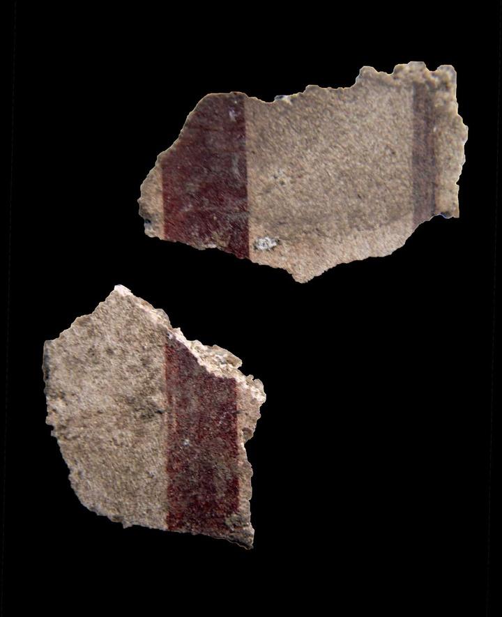 Τοιχογραφημένα κονιάματα ρωμαϊκής εποχής
