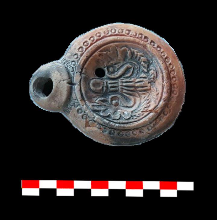 Λυχνάρι ρωμαϊκής εποχής