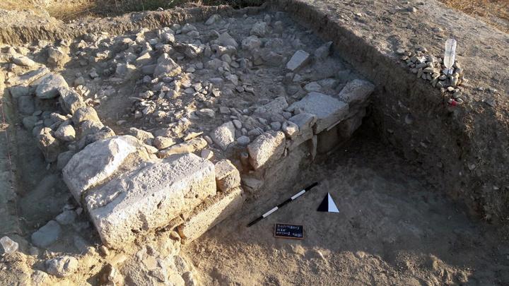Κτήριο ρωμαϊκών χρόνων
