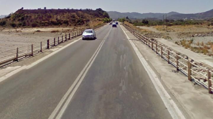 Κλείνει η μεγαλύτερη  γέφυρα  της Ροδου εξαιτίας σοβαρού στατικού προβλήματος