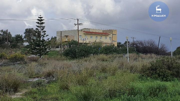 Αυτό είναι το κτήριο στη Ρόδο που θα στεγάσει  τις ιατρικές υπηρεσίες του ΕΦΚΑ (ΙΚΑ)