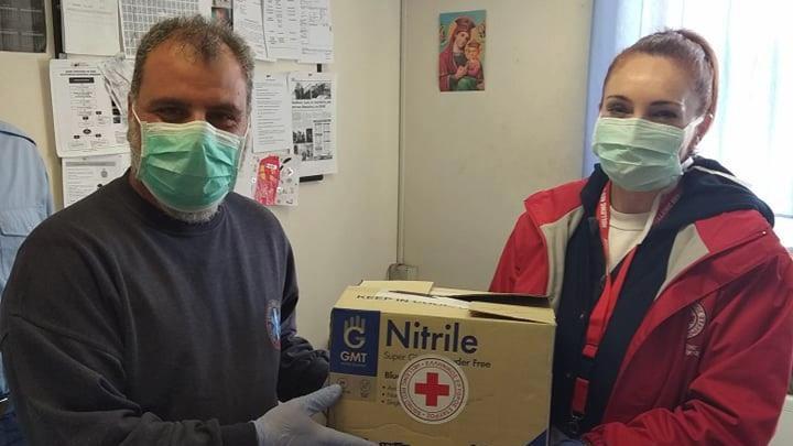 Παντού και πάντα δίπλα στον συνάνθρωπό μας, τα μέλη του Ερυθρού Σταυρού Ρόδου
