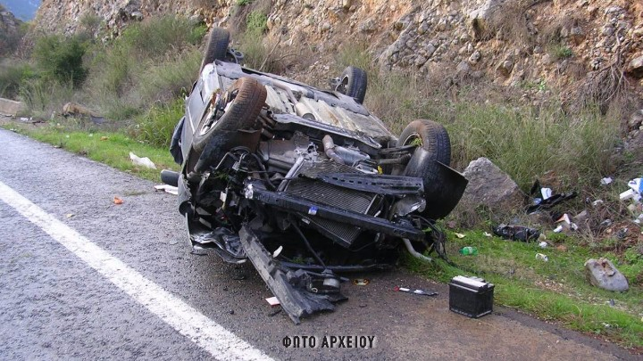 Σε ανατριχιαστικά επίπεδα τα τροχαία ατυχήματα και δυστυχήματα στα Δωδεκάνησα