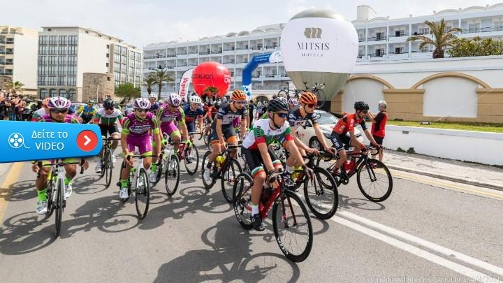 Η κυριαρχία των Νορβηγών στην 5η Διεθνή Περιήγηση Ποδηλασίας στη Ρόδο